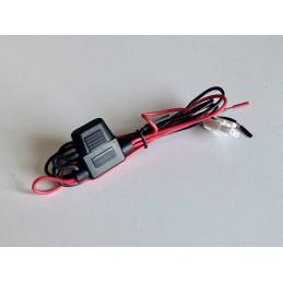 Xiegu G90 DC kabel 10A