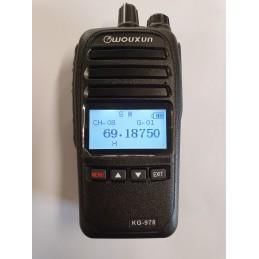 Wouxun KG-978 66-88Mhz IP67