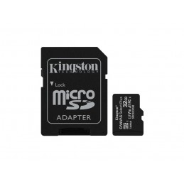 Minneskort Kingston 32GB...