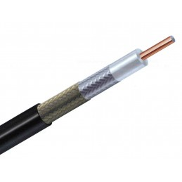 Kabel HDF400 Koaxialkabel 10M
