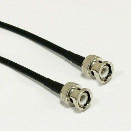 Patchcable 100cm RG-58 BNC...