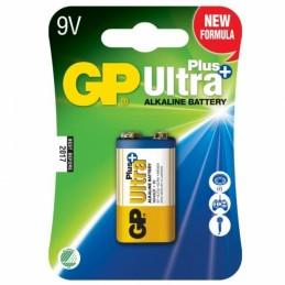 GP Ultra Plus Alkaline 9V-batteri