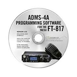 Yaesu ADMS-4A CD software...