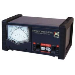 Daiwa CN-103L SWR meter 140-525 MHz, 20/200 W