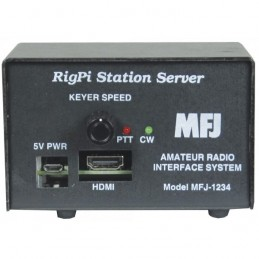 MFJ-1234B Pi Based remote...