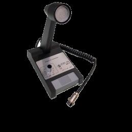 Zetagi MB+4 bordsmikrofon 6pin