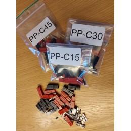 PowerPole Paket 5st15/30/45 Amp