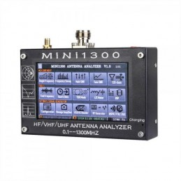 Mini 1300 antennanalysator...