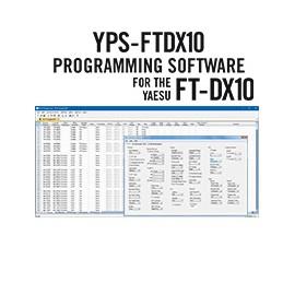 YPS-DX10 Programvara för...