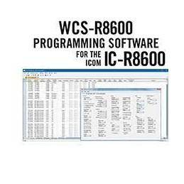 WCS-R8600 Programvara för...