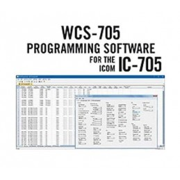 WCS-705 Programvara för...