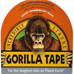Silvertejp Gorilla Tape...