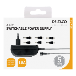 Power supply DELTACO from...