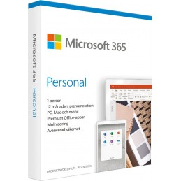 Microsoft 365 Personal med...